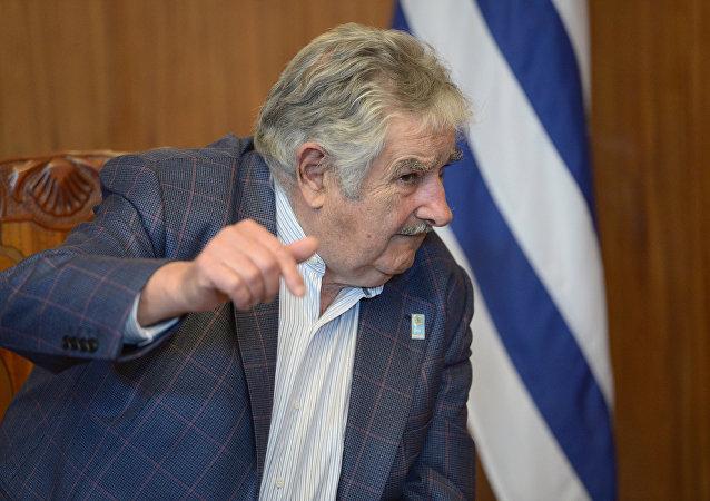 Expresidente de Uruguay, José Pepe Mujica (archivo)