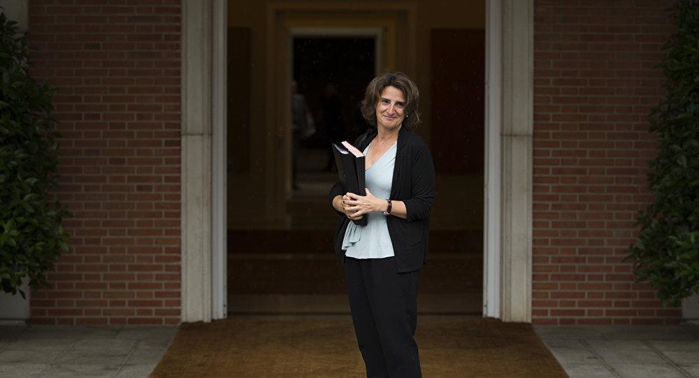 Teresa Ribera, la nueva ministra española de Transición Ecológica