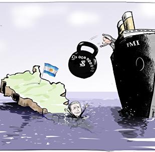 Esclavitud económica: el FMI concede a Argentina un crédito millonario