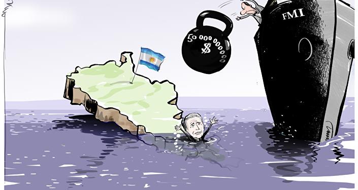 El FMI aprobó el acuerdo con Argentina por 50.000 millones
