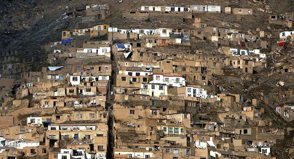 Viviendas en Afganistán