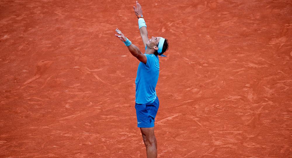 Rafael Nadal, tenista español, logra su undécimo título en el Abierto de Francia