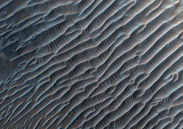 Estos son los paisajes marcianos más impresionantes