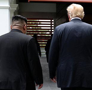 Cumbre entre Trump y Kim en Singapur