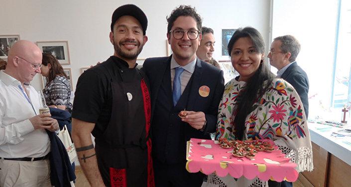 La cuarta edición del festival de promoción de la gastronomía mexicana en Francia Qué gusto