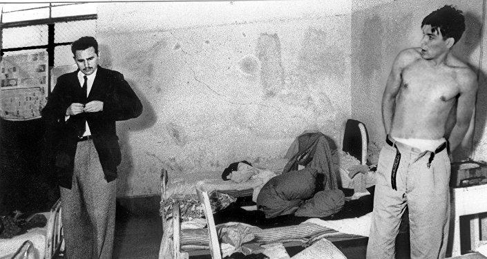 En la cárcel con Fidel