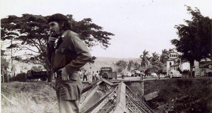 El Che en Las Villas