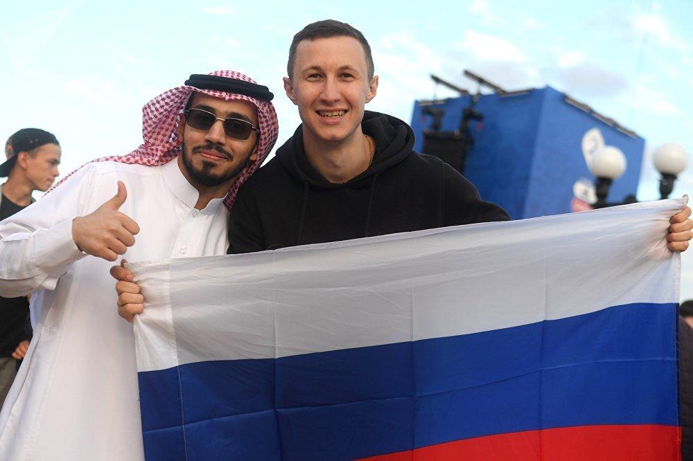 Hace un año el Mundial de fútbol llegó a Rusia