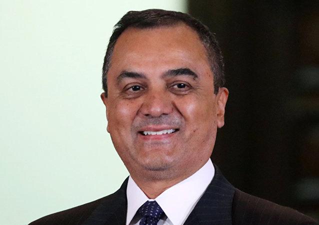Carlos Oliva, ministro de Economía y Finanzas de Perú