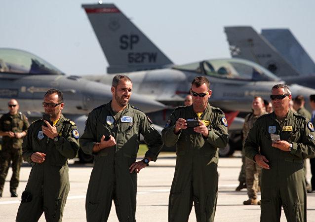 Los militares de la OTAN