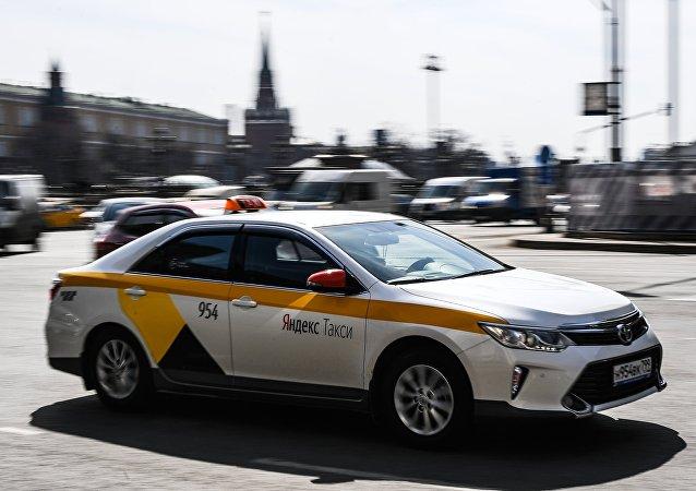 Un Yandex.Taxi