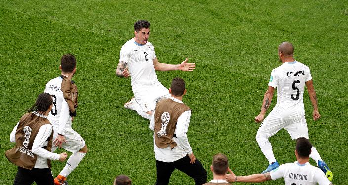 La selección uruguaya