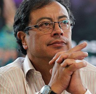 Gustavo Petro, candidato a la presidencia de Colombia