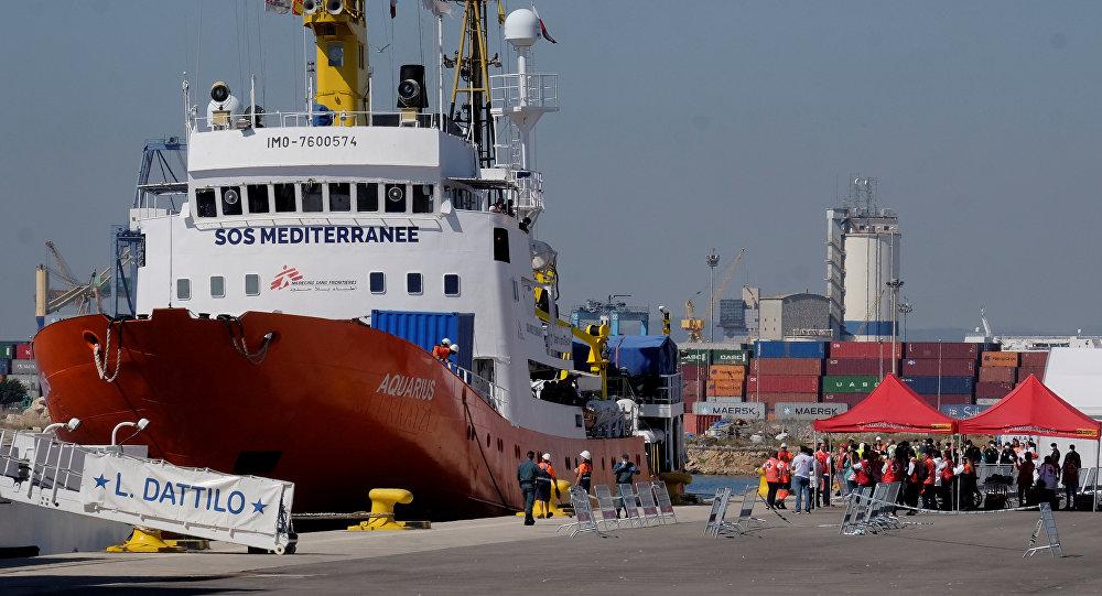 El barco Aquarius reanudará en dos semanas el rescate de migrantes ...