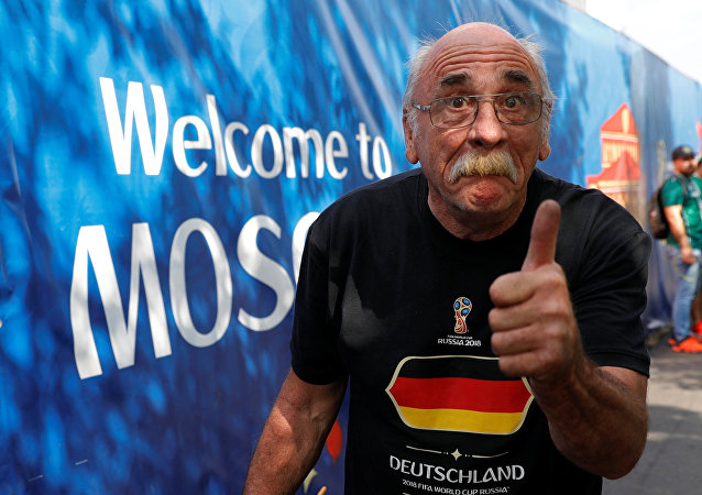 Hubert Wirth, hincha alemán