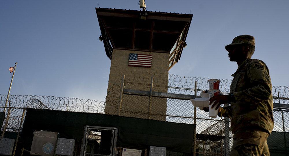 La base naval de la bahía de Guantánamo