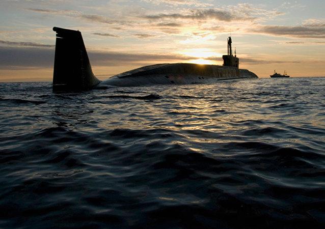 Yuri Dolgoruki, submarino nuclear de proyecto Borei