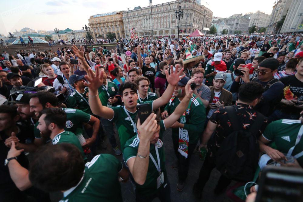 Los momentos cumbre del partidazo entre México y Alemania