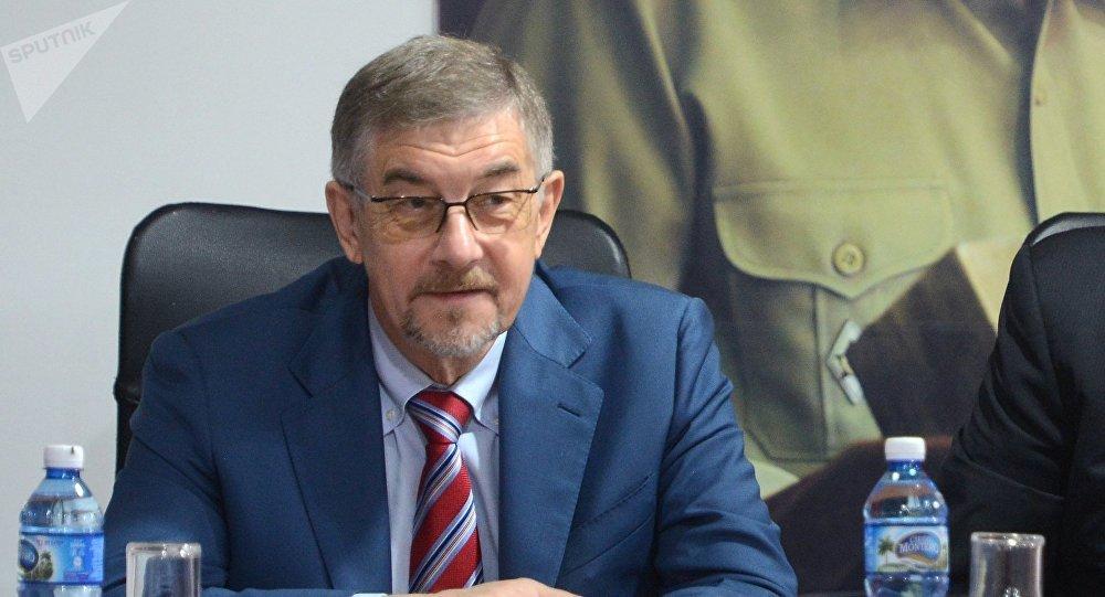 Mijaíl Kaminin, nuevo embajador de Rusia en Portugal