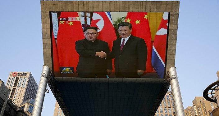 Kim Jong-un llega a Rusia para un histórico encuentro con Putin