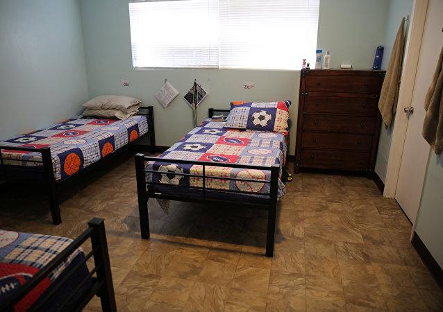 Casa San Diego, un albergue para niños de inmigrantes detenidos en EEUU