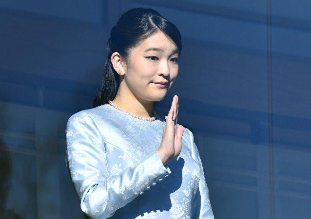 Mako, princesa de Japon