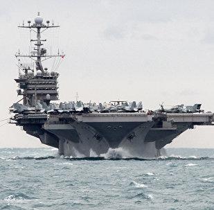 Portaviones USS Harry S. Truman