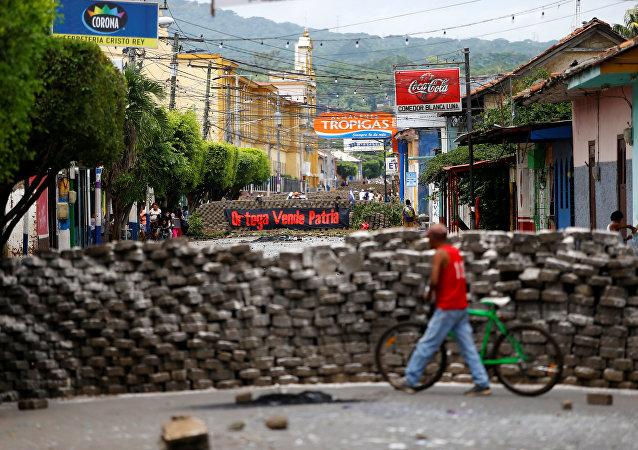 La situación en Nicaragua