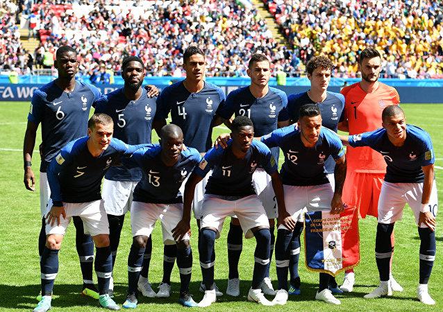 El equipo de Francia, el más caro del Mundial Rusia 2018