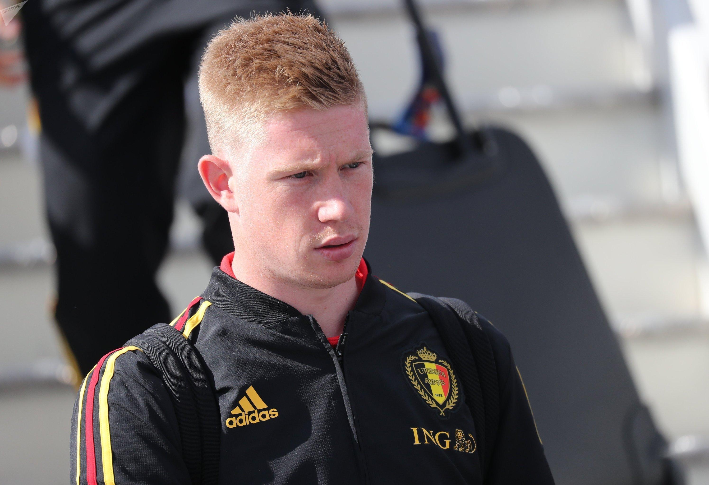 Kevin de Bruyne, el jugador más caro de Bélgica.