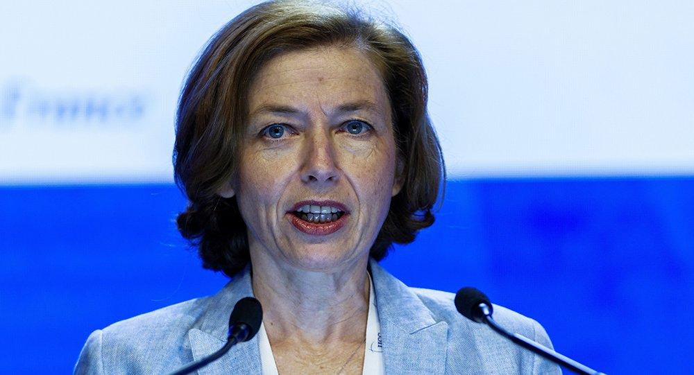 Resultado de imagen para Defensa francesa, Florence Parly,