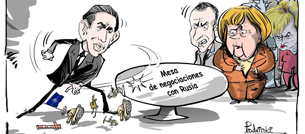 ¡A negociar! Austria prepara el terreno para un diálogo entre Rusia y la UE