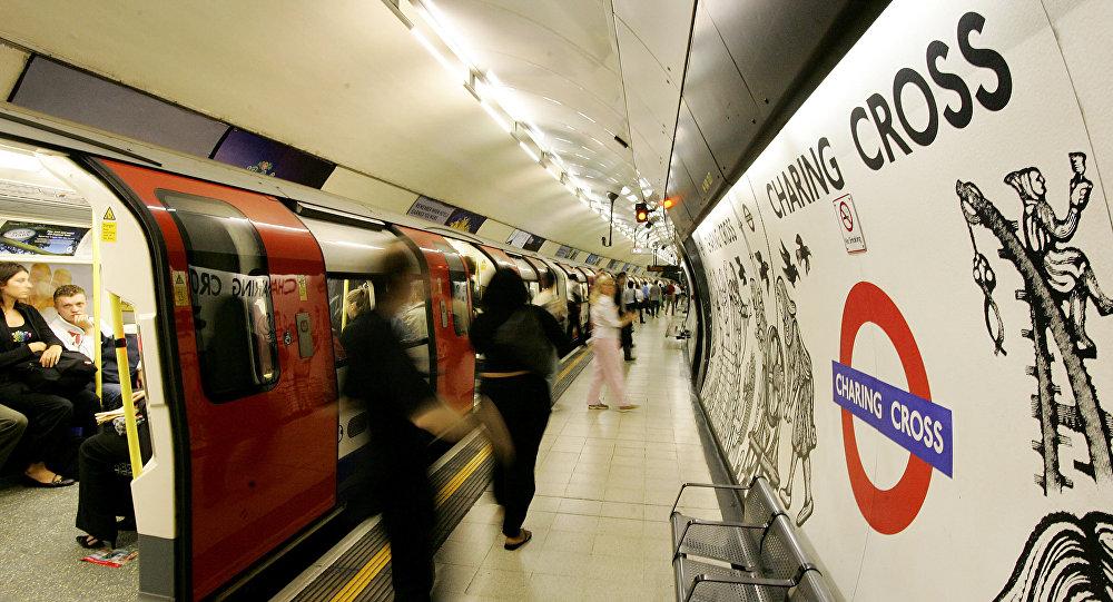 Charing Cross, la estación ferroviaria situada en el centro de Londres