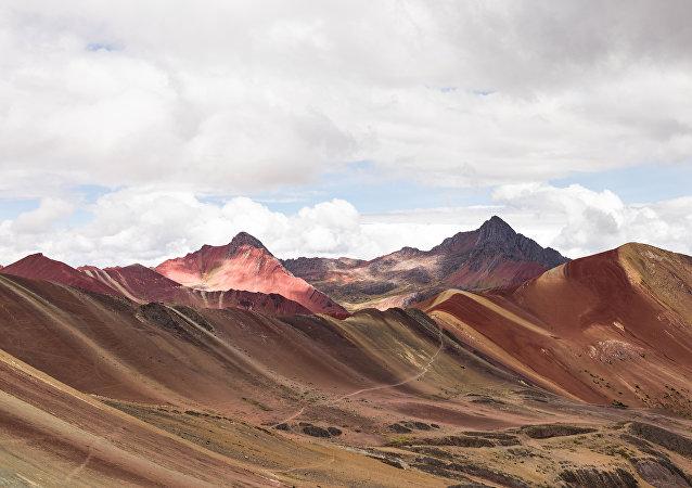Vinicunca: Montaña Arcoiris