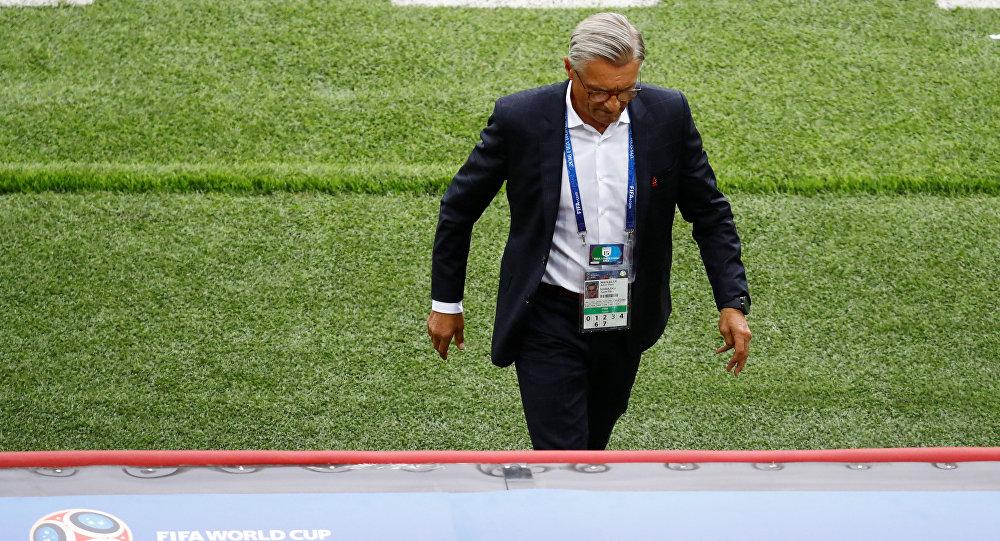 Adam Nawalka, entrenador de la selección nacional de fútbol de Polonia