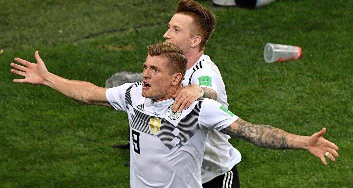 Jugadores alemanes