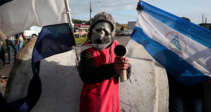 Oposición nicaragüense anuncia ofensiva para presionar por salida de Ortega