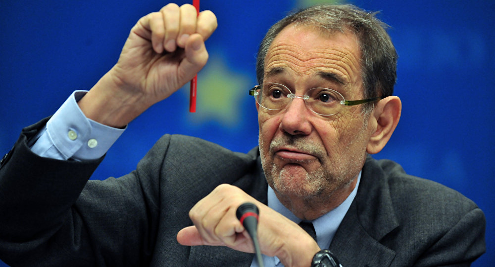 Estados Unidos niega el permiso de entrada a Javier Solana