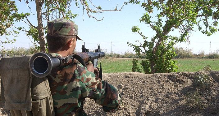 Siria abre su paso fronterizo con Jordania