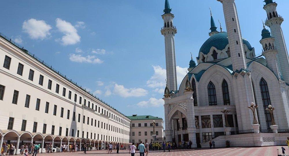 Mezquita de Kazán