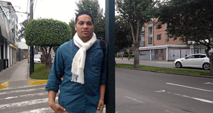Villca Fernández, opositor venezolano
