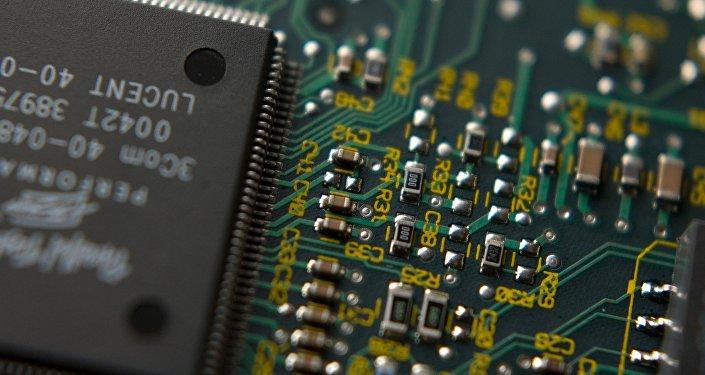 Un semiconductor (imagen referencial)