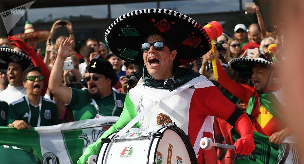Hincha mexicano