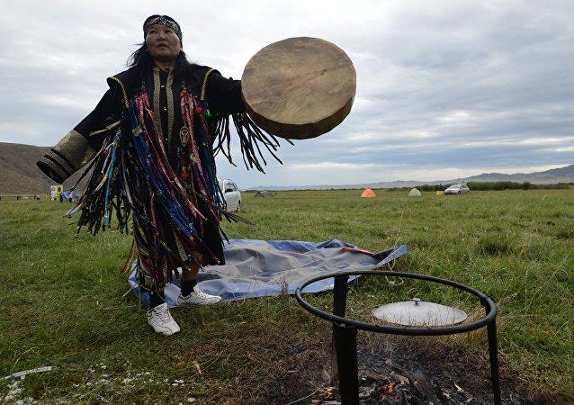 Chamanismo en Siberia