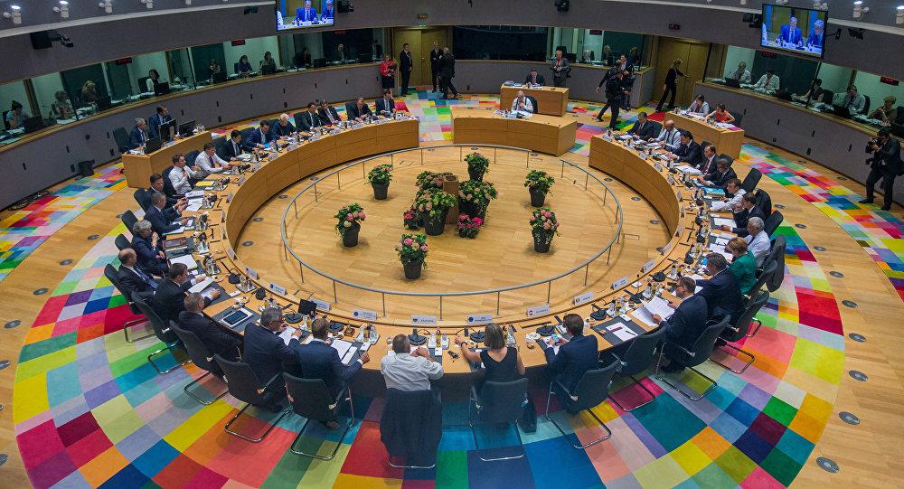 La cumbre de los países de la UE