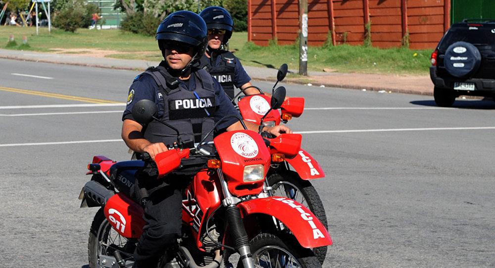 Policías de Uruguay