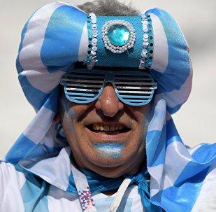 Hincha argentino