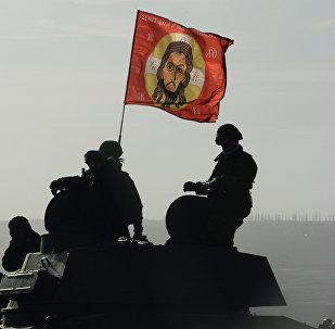 La retirada del armamento pesado de la RPD de la región de Donetsk