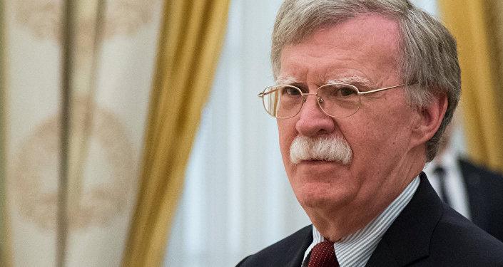 John Bolton, el asesor de la presidencia norteamericana para la Seguridad Nacional