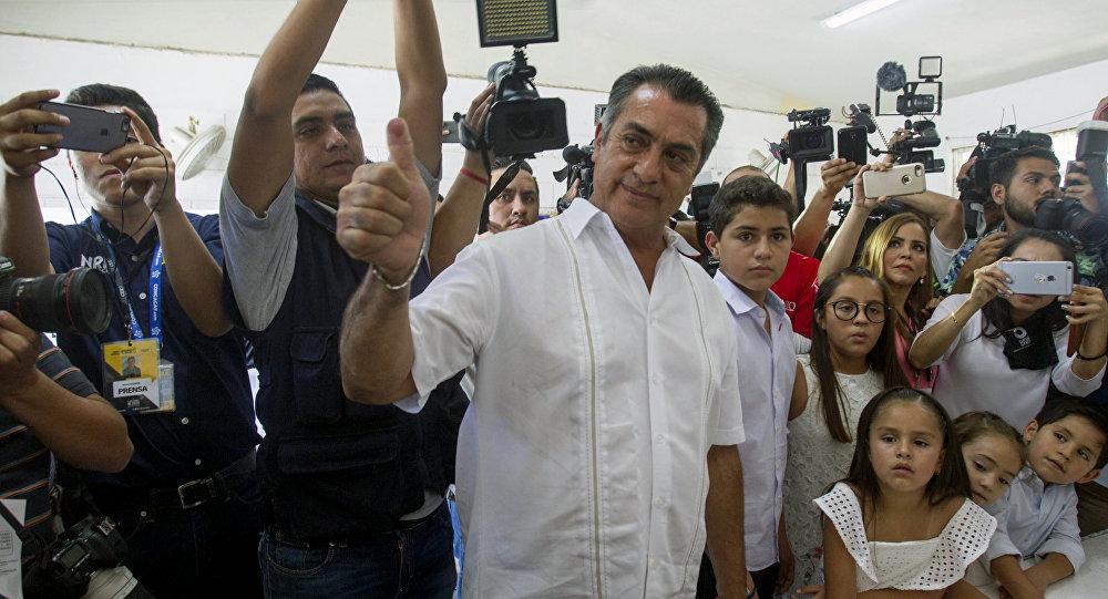 Jaime Rodríguez Calderón, candidato independiente a la presidencia de México